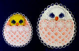 Easter chick designs