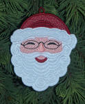 FSL Santa Claus Ornament