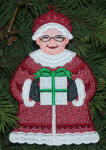 FSL Mrs. Claus Ornament