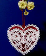 All-iin-Hoop Heart Gift Pocket and Sachet