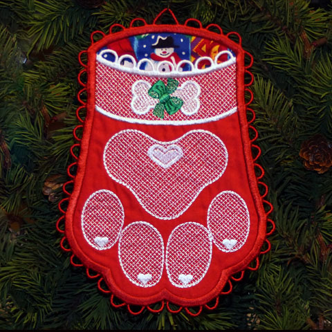 Machine Embroidery Designs K-Lace Pets, Dogs, Cats
