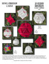3D Holiday Ornaments